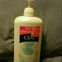 Olay Sensitive Skin Unscented Body Wash uploaded by Judith F.