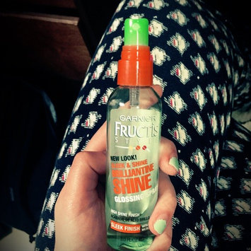 Garnier Fructis Style Brilliantine Shine Glossing Spray uploaded by Lauren D.