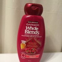 Garnier® Whole Blends™ Argan Oil & Cranberry Extracts Color Care Shampoo 12.5 fl. oz. Bottle uploaded by Michelle C.