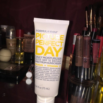 Photo of Formula 10-0-6 Daily Facial Routine Collection uploaded by Yvette  F.