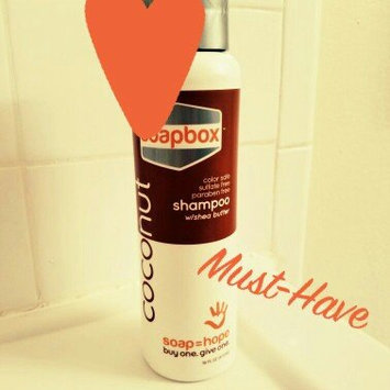 Photo of SoapBox™ 16 oz. Shampoo - Coconut Oil uploaded by Abbie F.