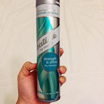 Batiste Dry Shampoo Strength & Shine uploaded by Sarah O.