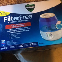 Vicks Warm Mist Humidifier uploaded by Eisha I.