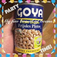 Goya Premium Pinto Beans uploaded by Emily H.