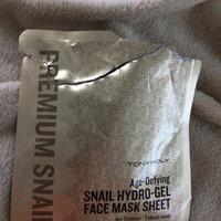 TONYMOLY Age-Defying Snail Hydro-Gel Face Mask Sheet uploaded by Lisa C.