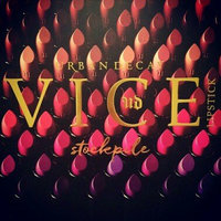 Urban Decay Vice Lipstick Stockpile uploaded by Andrea B.