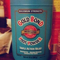 Gold Bond Medicated Foot Powder Maximum Strength uploaded by Cathy C.
