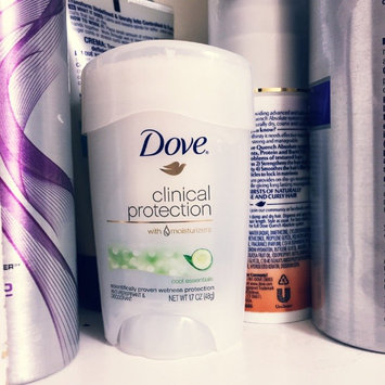 Photo of Dove Clinical Protection Antiperspirant Original Clean uploaded by Laura E.