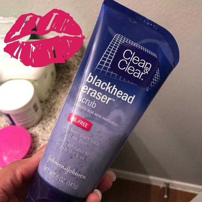 Clean & Clear Blackhead Eraser uploaded by Crystajlove