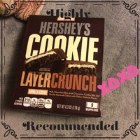 Hershey's Vanilla Creme Cookie Layer Crunch Chocolate Bars 6.3 oz. Bag uploaded by Cameron H.
