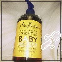 SheaMoisture Raw Shea, Chamomile and Argan Oil Baby Head-To-Toe Wash & Shampoo uploaded by Nicolete G.