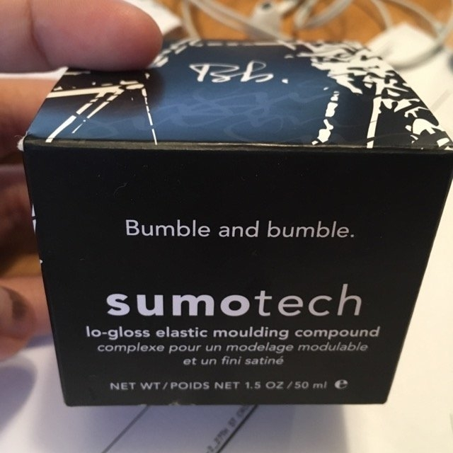 Bumble and bumble Sumotech 1.5 oz uploaded by Mary Rose G.