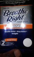 BREATH RIGHT Breathe Right Nasal Strips uploaded by Benji P.