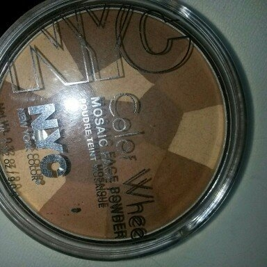 NYC Color Wheel Mosaic Face Powder uploaded by vanissa o.