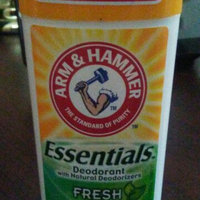 ARM & HAMMER™ Essentials™ Solid Deodorant Unscented uploaded by Ursula B.