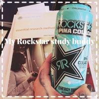 Rockstar Freeze Energy Drink Pina Colada uploaded by Haley E.