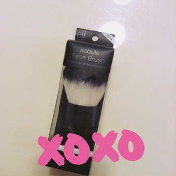 Photo of e.l.f. Studio Kabuki Face Brush uploaded by Gaoshuapa R.