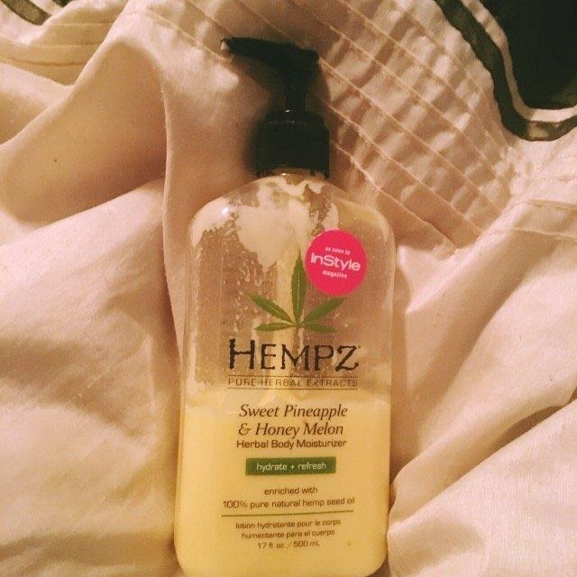 Hempz Sweet Pineapple & Honey Melon Moisturizer uploaded by Shasta N.