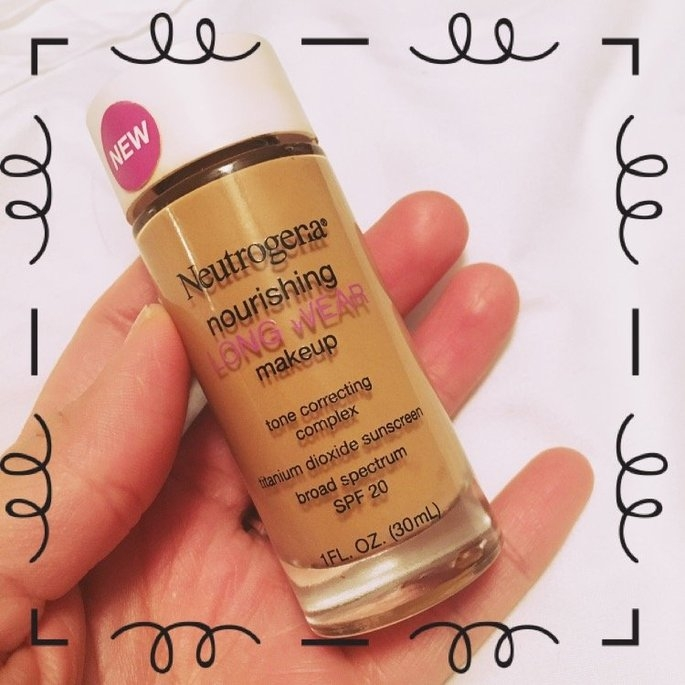 Neutrogena Nourishing Long Wear Foundation uploaded by Neli B.