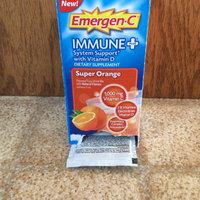 Emergen-C Immune+, Super Orange uploaded by Tracy K.