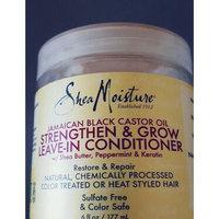 SheaMoisture Strengthen, Grow & Restore Treatment Masque, Jamaican Black Castor Oil, 12 oz uploaded by joanna j.