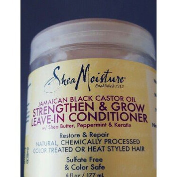 Photo of SheaMoisture Jamaican Black Castor Oil Strengthen, Grow & Restore Treatment Masque w/ Shea Butter, Peppermint & Keratin uploaded by joanna j.