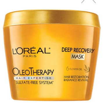Photo of L'Oréal Paris Hair Expertise OleoTherapy Deep Recovery Mask uploaded by Sarah M.