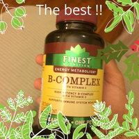 Finest Nutrition B-Complex Vitamin C with Folic Acid and Biotin Caplets uploaded by Ferneidi B.