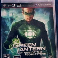 Warner Bros. 1000176474 Green Lantern: Rise of the Manhunters uploaded by Priscilla D.