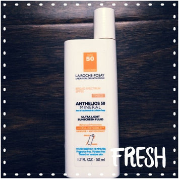 La Roche-Posay Anthelios 60 Ultra Light Sunscreen Fluid Extreme uploaded by Luisa P.