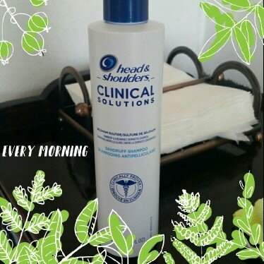 Head & Shoulders Dry Scalp Care Clinical Solutions Anti-Dandruff Shampoo - 8.4 oz. uploaded by Gary W.