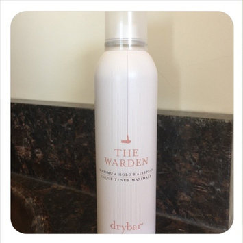 Photo of Drybar The Warden Maximum Hold Hairspay 7.6 oz uploaded by Pam C.