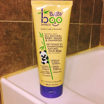 Photo of Boo Bamboo Baby Hair and Body Wash - 10.14 oz uploaded by Jessie D.