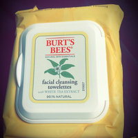 Burt's Bees Facial Cleansing Towelettes - 10 CT uploaded by Susan B.