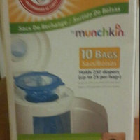 Munchkin Inc. Arm & Hammer Diaper Pail by Munchkin Refill Bags - 10ct uploaded by Angela j.