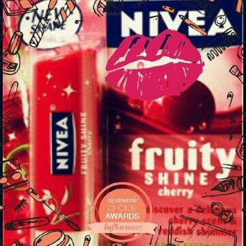 NIVEA Fruity Shine Strawberry Lip Balm uploaded by Mily C.