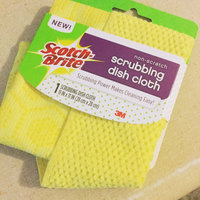 Scotch-Brite Reusable Dishcloth, Mint, 2 Count uploaded by Veronica N.