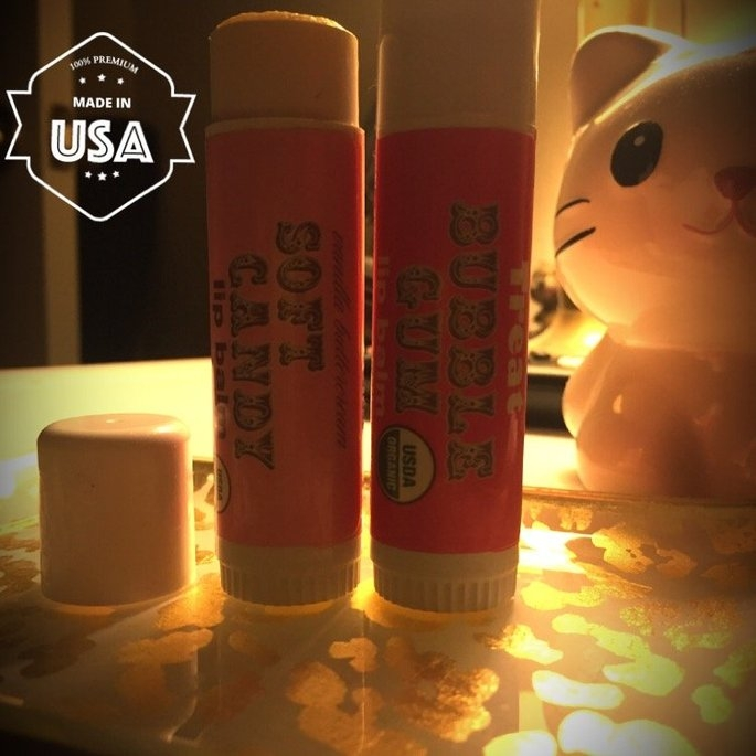 Treat Soft Candy Vanilla Buttercream Jumbo Lip Balm for Kids and Babies, 0.50 Ounce uploaded by Crystal P.