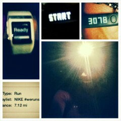 Photo of Nike Running App uploaded by alicyn c.