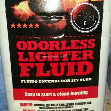 Unbranded Lighter Fluid 32oz Bottle uploaded by Randi P.