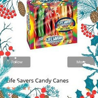 Life Savers Candy Canes 5 Flavours uploaded by Felisha L.