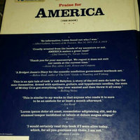 America (The Book): A Citizen's Guide to Democracy Inaction uploaded by Tory K.