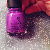 China Glaze Electric Nail Lacquer with Hardeners Collection uploaded by Amanda C.