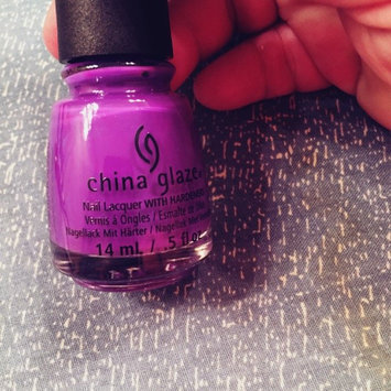 Photo of China Glaze Electric Nail Lacquer with Hardeners Collection uploaded by Amanda C.