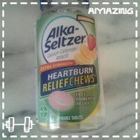 Alka-Seltzer Heartburn ReliefChews Chewable Tablets Assorted Fruit - 36 CT uploaded by Ashley W.
