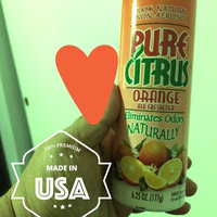 Pure Citrus Air Freshener uploaded by Claudia F.