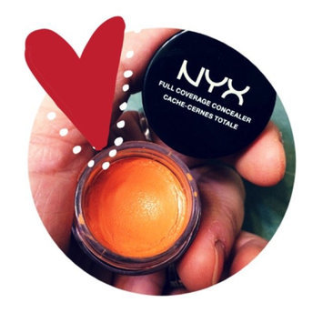 NYX Cosmetics Concealer Jar uploaded by Jessica N.