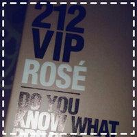 Carolina Herrera 212 Vip Rose Eau de Parfum Spray for Women uploaded by Rose R.