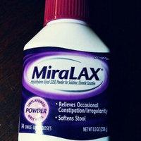 MiraLAX Laxative uploaded by maria p.
