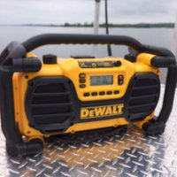 Dewalt 9.6 To 18 Volt Charger & Radio DC012 uploaded by Kiersten M.